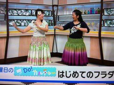 NHK佐賀「ひるまえ情報便」に出演中!
